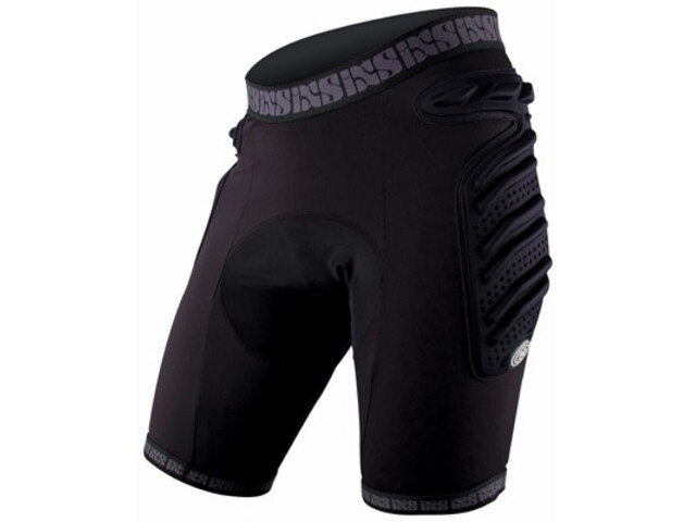 IXS Skid Evo-I Pantalones Mujer, black